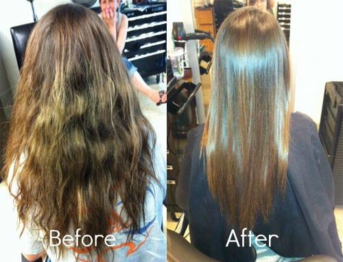 Straight Silky Smooth Hair West Palm Beach Hair Salon