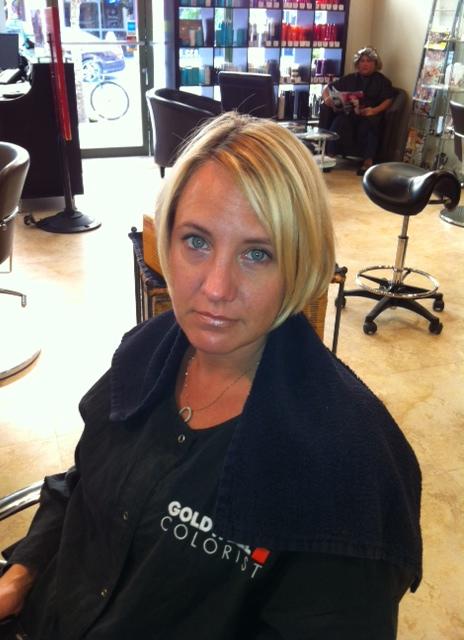 Sexy Short Hair West Palm Beach Hair Salon Hair By Zaklina