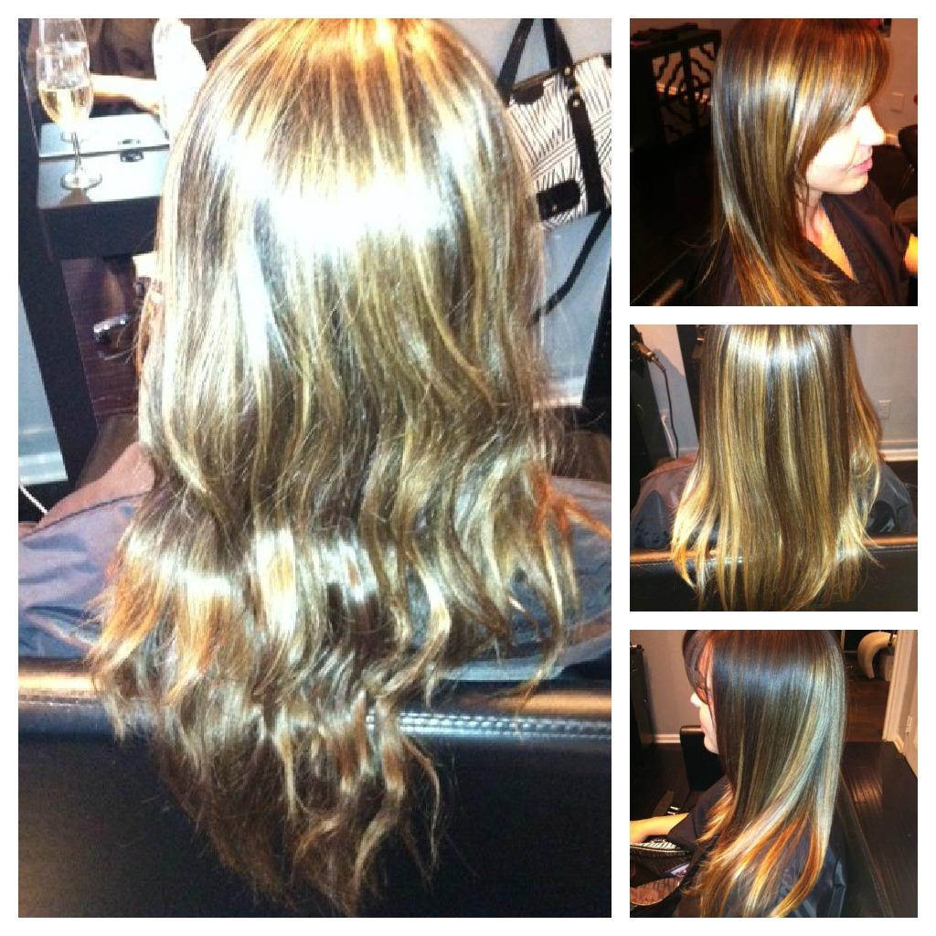 Lindsey ombre highlights west palm beach hair salon hair by hair pmusecretfo Choice Image