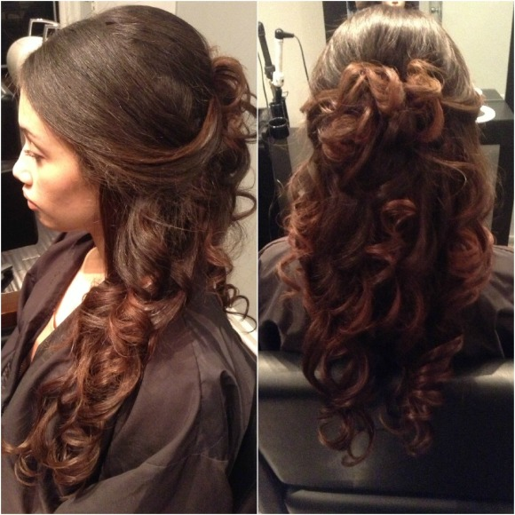 Bridal Hairstyle West Palm Beach