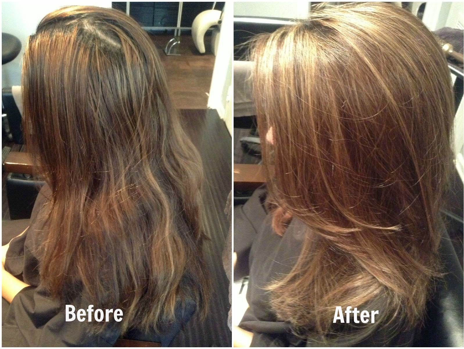 blonde hair with brown low lights pictures