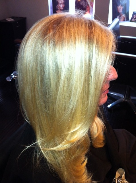Summer Blonde Bombshell/West Palm Beach Salon