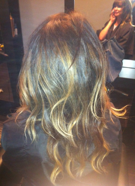Ombre colorist/west palm beach studio