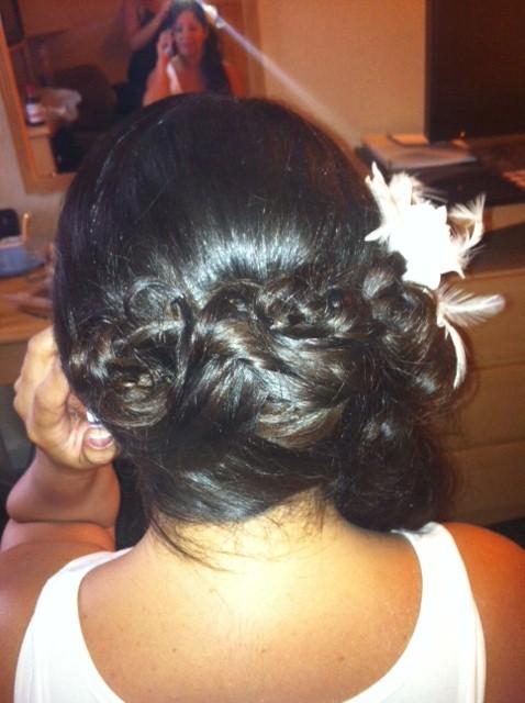 Ft.lauderdale Bridal Hair and Makeup