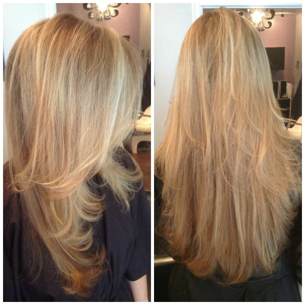 Natural Blonde Look - West Palm Beach Hair Salon
