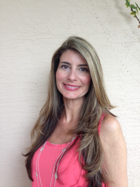 Brunette with Highlights/Salon in west palm beach