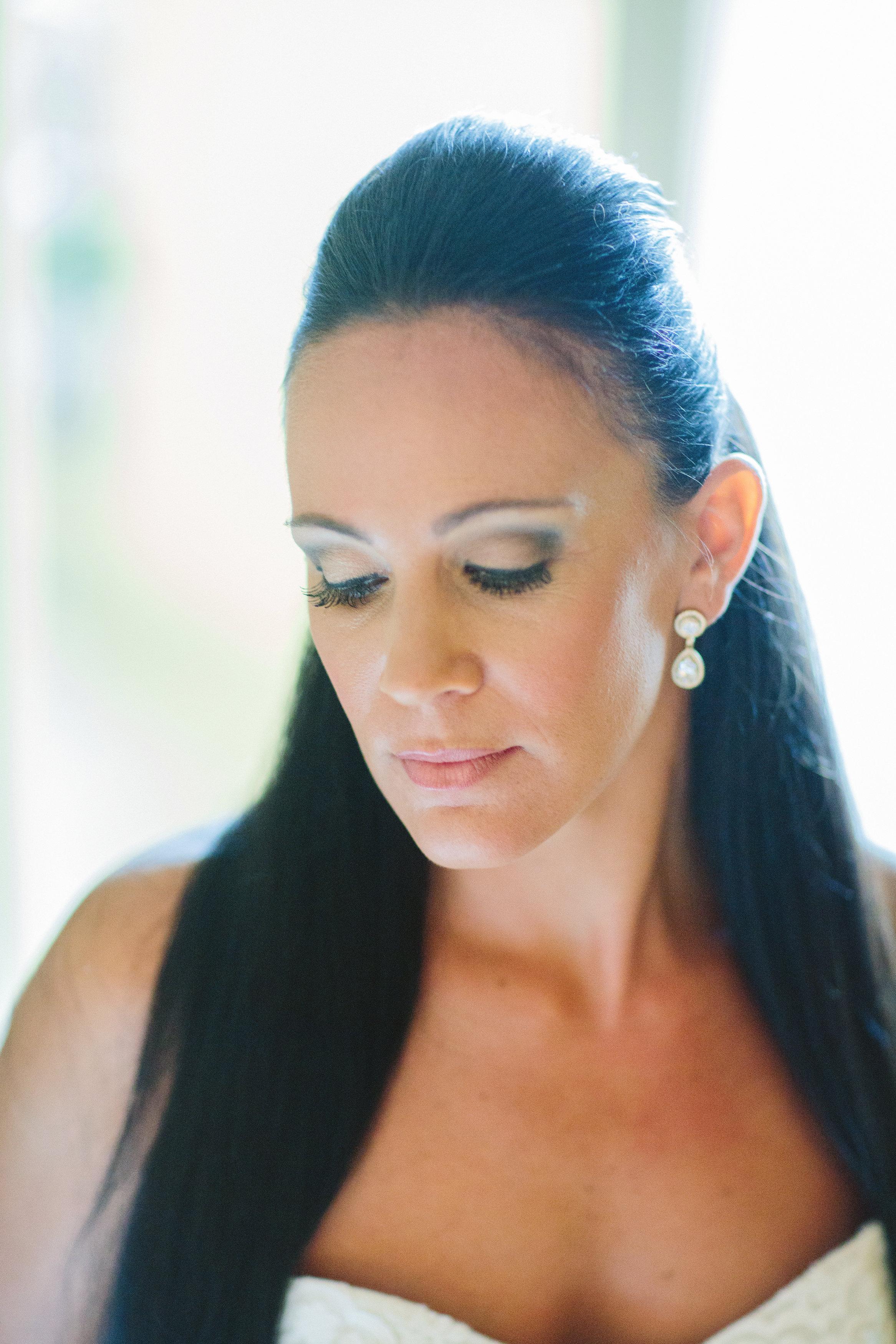 bridal makeup and hairstyles Hair By Zaklina