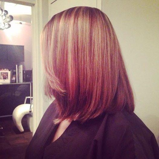 Rich Browns & Reds - West Palm Beach Top Hair Salon