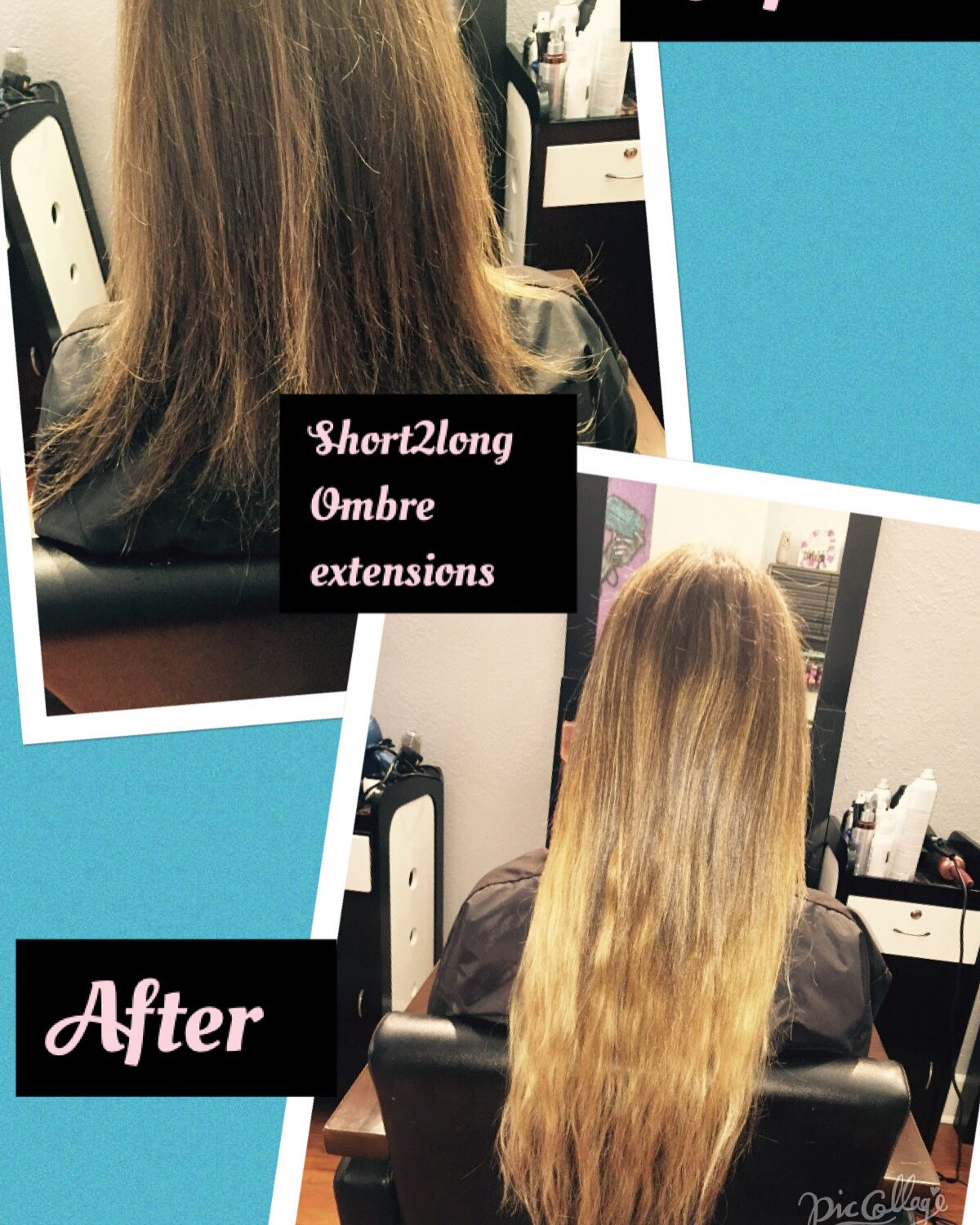 Hair extensions specialist hair by zaklina beauitful natural fine wave to as well so she can wash and go love adding hair extensionsespecially if you have short or thin hair its life changing pmusecretfo Choice Image